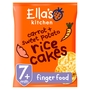 Ella'S Kitchen Finger Food Carrot & Sweet Potato Rice Cakes From 7 Months