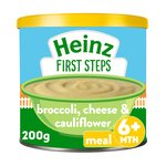 Heinz Multigrain With Cauliflower Broccoli & Cheese 4+ Months