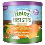 Heinz Multigrain With Carrot Sweetcorn & Cheese 7+ Months