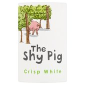 The Shy Pig Crisp White