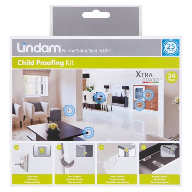 Lindam Xtra Guard Home Safety Kit