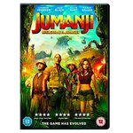 Jumanji - Welcome To The Jumgle