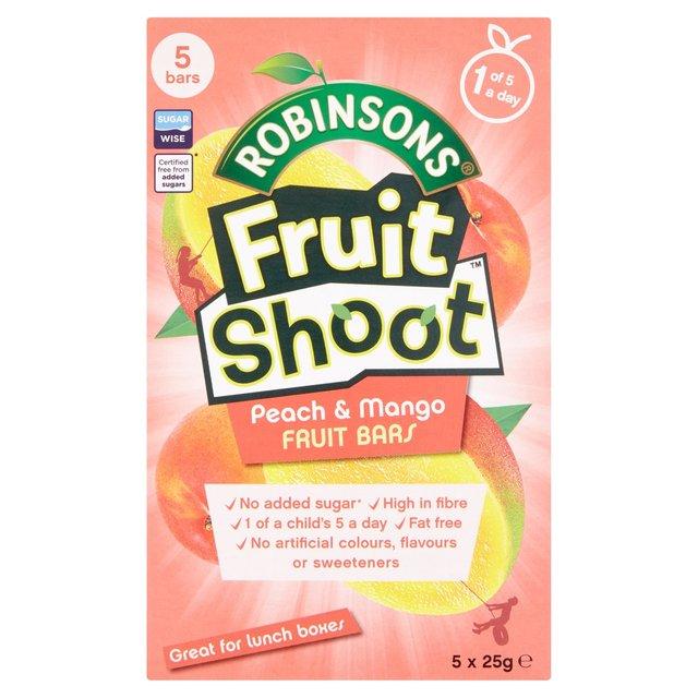 Morrisons: Robinsons Fruit Shoot Peach & Mango Fruit Bars 5