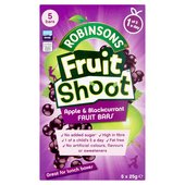 Robinsons Fruit Shoot Apple & Blackcurrant Fruit Bars