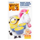 Despicable Me Minions Cupcake Mix