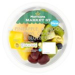 Morrisons Market Street Pineapple,Mango,Kiwi,Grape and Blueberry
