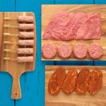 Morrisons Market St BBQ Meat Box