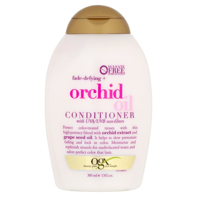 Ogx Fade - Defying + Orchid Oil Conditioner