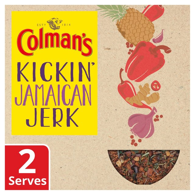 Colman's Natural Blends Kickin' Jamaican Jerk