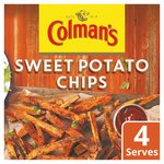 Colman'S Share The Flavour Sweet Potato Chips