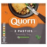 Quorn Pasties 2 Pack
