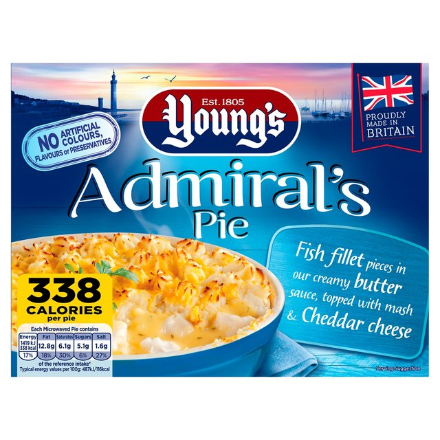 Young's Admiral's Pie
