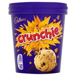 Cadbury Crunchie Ice Cream