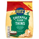 Ritz Thins Chickpea Sour Cream & Chive