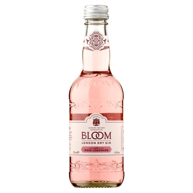 Fentimans & Bloom Gin & Rose Lemonade 6.5%