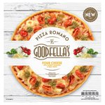 Pizza Romano By Goodfella's Four Cheese
