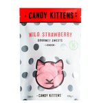 Candy Kittens Wild Strawberry Gourmet Sweets