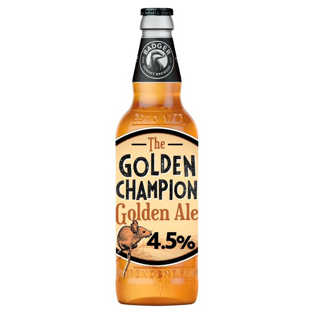 Badger Golden Champion Golden Ale
