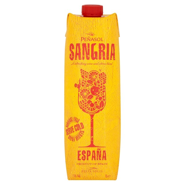 Sangria Product Of Spain