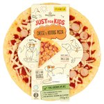 Morrisons Market St Kids Cheese & Hot Dog Pizza