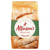 Allinson's Strong White Bread Flour 500G