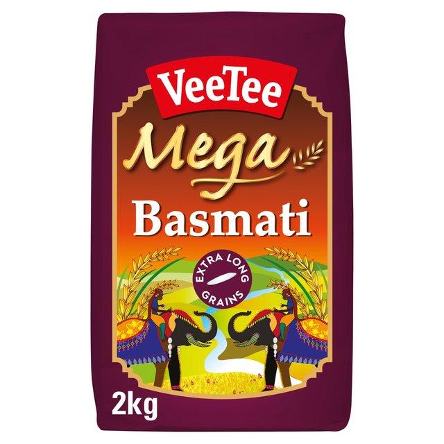 Veetee Mega Extra Long Basmati Rice