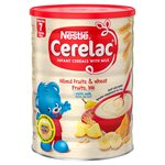Cerelac Mixed Fruits & Wheat With Milk From 8 Months
