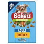 Bakers Adult With Tasty Chicken & Vegetables & Wholegrain