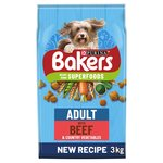 Bakers Adult With Tasty Beef & Vegetables & Wholegrain