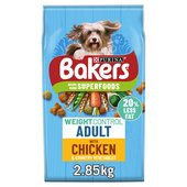 Bakers Weight Control With Tasty Chicken & Vegetables & Wholegrain