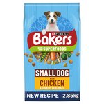 Bakers Small Dog With Tasty Chicken & Vegetables & Wholegrain