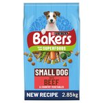 Bakers Small Dog With Tasty Beef & Vegetables & Wholegrain