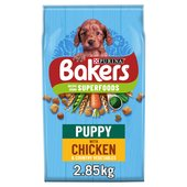 Bakers Puppy With Tasty Chicken & Vegetables & Wholegrain