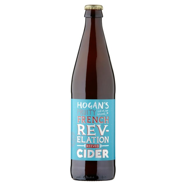 Hogan's French Revelation Cider (Abv 4.8%)