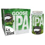 Goose Island IPA Beer Cans