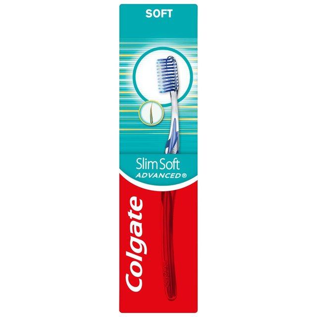 Colgate Slim Soft Advanced Toothbrush