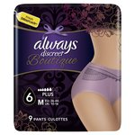 Always Discreet Boutique Incontinence Pants