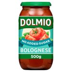 Dolmio Bolognese No Added Sugar