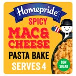 Homepride Spicy Mac & Cheese