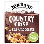 Jordan's Country Crisp With 70% Cocoa Dark Chocolate