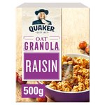 Quaker Oats Oat Granola Raisin