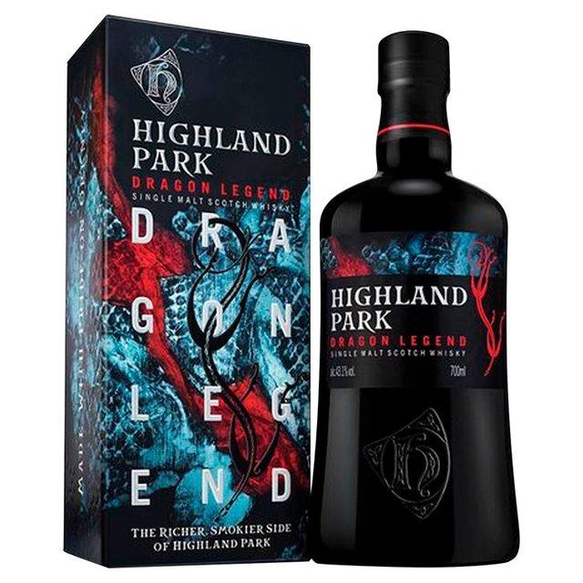 Highland Park Dragon Legend Single Malt Scotch Whisky