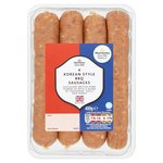 Morrisons Korean Bbq Sausages
