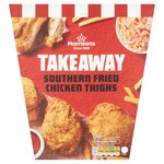 Morrisons Southern Fried Chicken Thighs