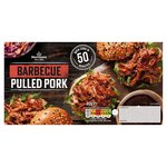 Morrisons Sweet Bbq Pulled Pork Shoulder