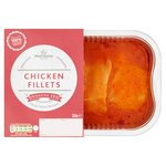 Morrisons Marinated Sriracha Bbq Chicken Fillets