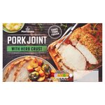 Morrisons Pork Loin Joint With Herb Crumb Topping