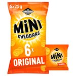 Jacob's Mini Cheddars 6 Original