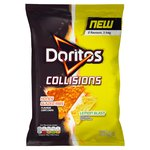 Doritos Collisions Honey Glazed Rib & Lemon