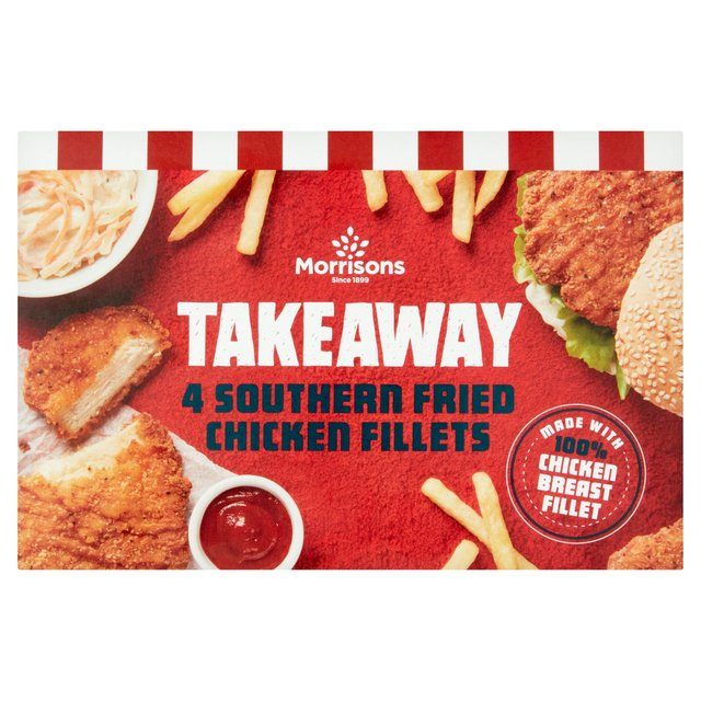 Morrisons Southern Fried Fillets
